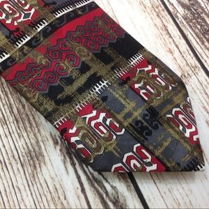 3/$10🛍 Emilio Romano Handmade in Italy Silk Tie